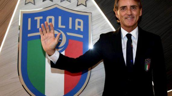 La Nazionale di calcio riparte da Mancini: sarà l'Italia della rinascita.