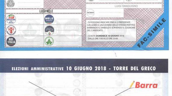 Sabato 2 Giugno 2018 Convegno della Democrazia Cristiana a Torre del Greco (NA)