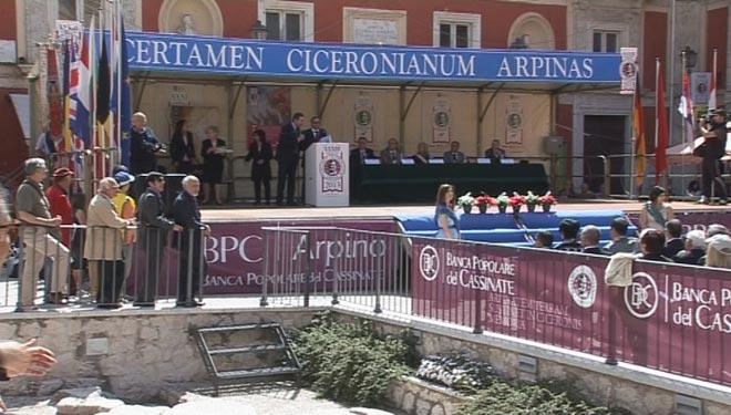 """ARPINO ED IL """"CERTAMEN CICERONIANUM"""" (seconda parte)"""