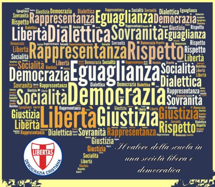 Aldo Moro: il valore della scuola e della cultura in una società libera e democratica.