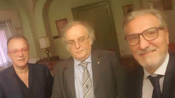 PIENA ADESIONE DELL'UFFICIO POLITICO NAZIONALE D.C. ALL'INIZIATIVA PER RIUNIFICARE TUTTE LE COMPONENTI POLITICHE DELLA DEMOCRAZIA CRISTIANA ITALIANA.