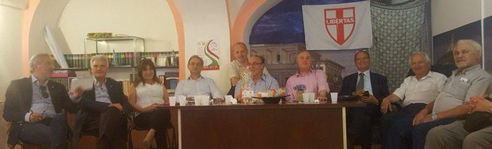 La Democrazia Cristiana si è riunita a Roma per il progetto Federazione D.C.!
