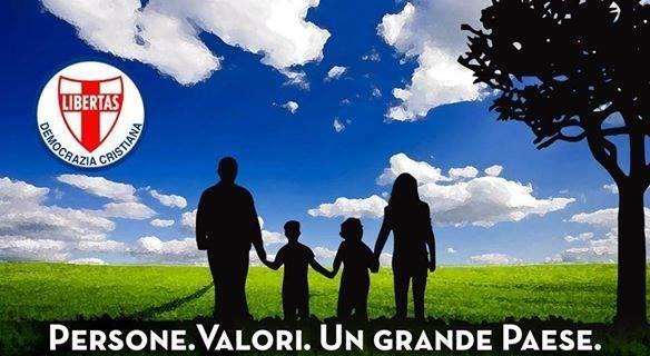 IL DOTT. ALESSANDRO PINTO (ROMA) E' IL NUOVO SEGRETARIO NAZ.LE DIP. SERVIZI SOCIALI, POLITICHE PER LA FAMIGLIA E DIRITTO ALLA VITA DELLA DEMOCRAZIA CRISTIANA .