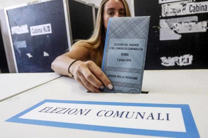 24 Giugno spazio al Ballottaggio : 75 comuni tornano al voto.