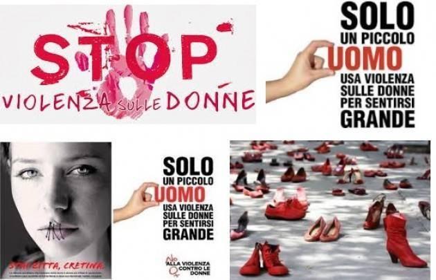 PER LA DEMOCRAZIA CRISTIANA E' FONDAMENTALE LOTTARE CON DECISIONE CONTRO OGNI TIPO DI VIOLENZA SULLE DONNE ! (prima parte)