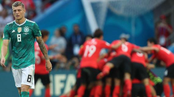 Mondiali di calcio. Corsi e ricorsi coreani fra Italia e Germania