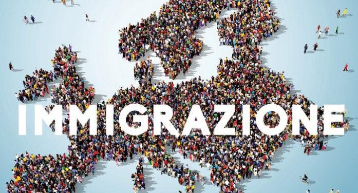 """Anche la Democrazia Cristiana contro questa """"sinistra"""" gestione dell'immigrazione in Italia !"""
