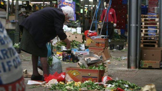 Dati Istat allarmanti : Povertà in Italia cresce, 5 milioni di persone fanno la fame.