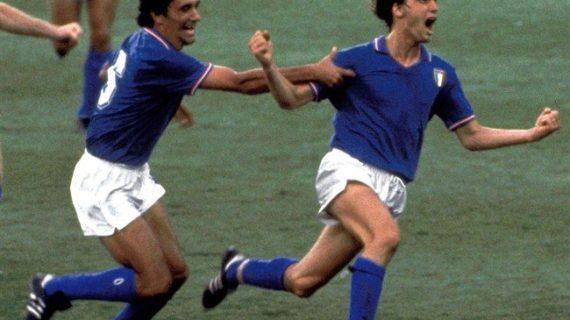 L'urlo di Tardelli : Mondiali 82.