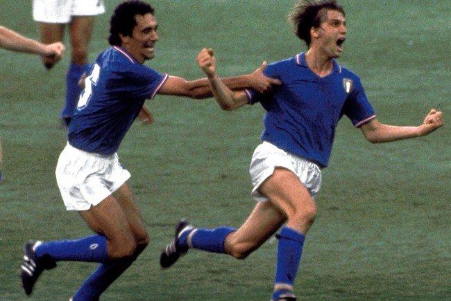 L'urlo di Tardelli : Mondiali 82. - IL POPOLO