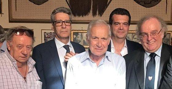 """OSTACOLI ALLA RIUNIFICAZIONE DELLA DEMOCRAZIA CRISTIANA: PROSEGUE LA """"QUERELLE"""" TRA ANGELO SANDRI E GIANNI FONTANA !"""