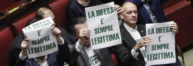 SENATORE SIMONE PILLON (LEGA): LA LEGITTIMA DIFESA È DIRITTO NATURALE !
