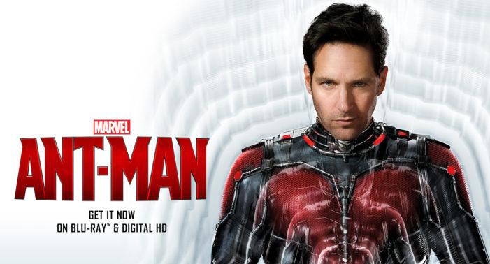 """""""Ant-man"""": un piccolo eroe con una forza sovraumana.(il film)"""