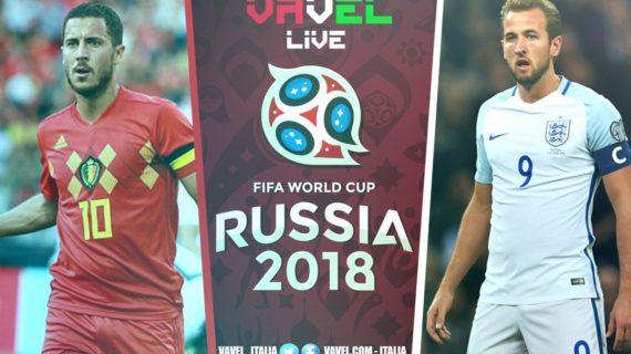 Belgio-Inghilterra 2-0, Meunier e Hazard regalano il terzo posto al Belgio.