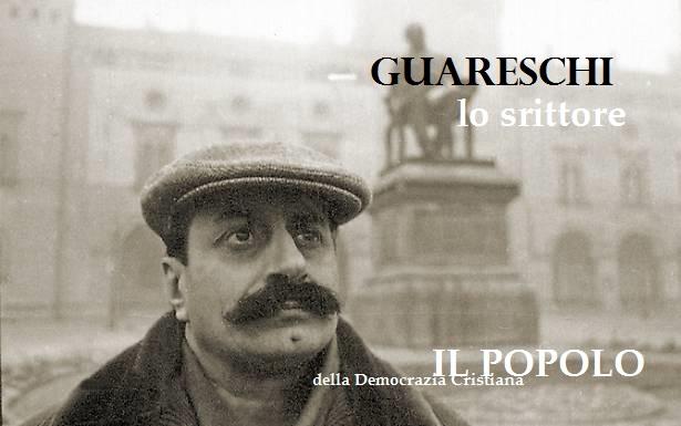 50 anni senza Guareschi: lui creò Peppone e Don Camillo.