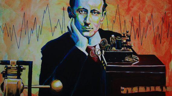 121 anni fa Gugliemo Marconi brevettava la fantastica RADIO.
