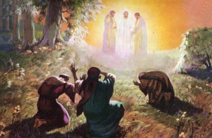 VANGELO DEL GIORNO *Lunedì 06 Agosto 2018 *Trasfigurazione del Signore, festa