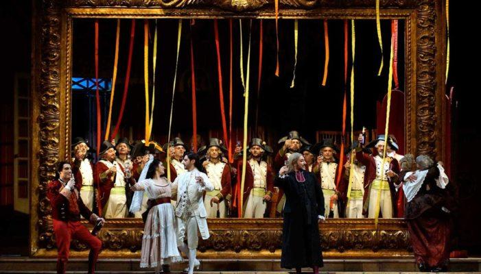 Torna 'Il Barbiere di Siviglia' : Omaggio a Rossini all'Arena di Verona.