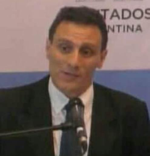 IL DOTT. DIEGO ANDRES PABLO ABRIOLA E' IL NUOVO SEGRETARIO ORGANIZZATIVO NAZIONALE DELLA DEMOCRAZIA CRISTIANA IN ARGENTINA.