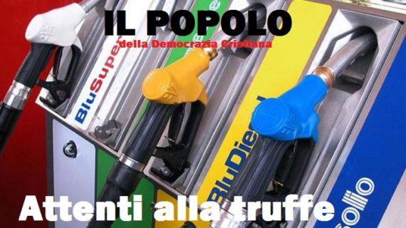 Ancora truffe sui carburanti: in Italia un distributore su sette commercializza carburante in maniera irregolare.