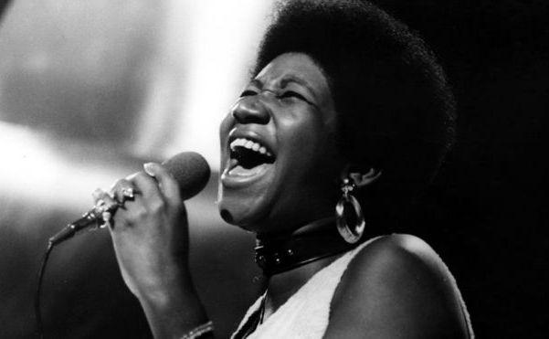 """Un ricordo di Aretha Franklin, la """"regina del soul""""."""