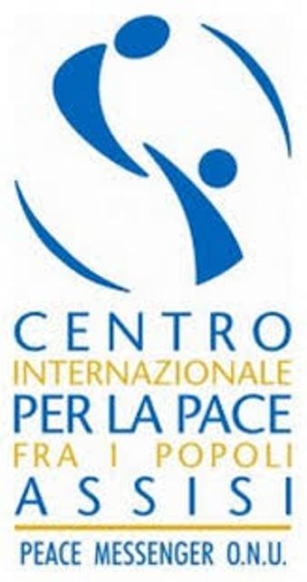 """Il giornalista Lorenzo Capezzali insignito di una importante onorificenza da parte del """"Centro Internazionale per la pace tra i Popoli"""" di Assisi."""