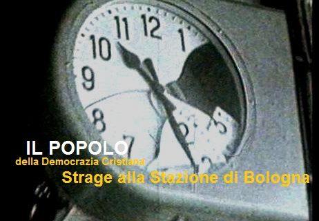 Stazione di Bologna, ore 10,25 strage di innocenti: 2 Agosto 1980 .
