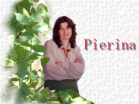UN AFFETTUOSO RICORDO DI PIERINA MASI (29-01-1950 – 03-01-2004).