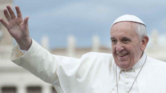 """Il restyling del """"Padre Nostro"""" di Papa Francesco."""