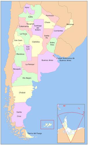 Procede con impegno il lavoro di riorganizzazione della Democrazia Cristiana in Argentina !