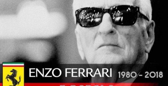 Enzo Ferrari il mito che creò il cavallino rampante.