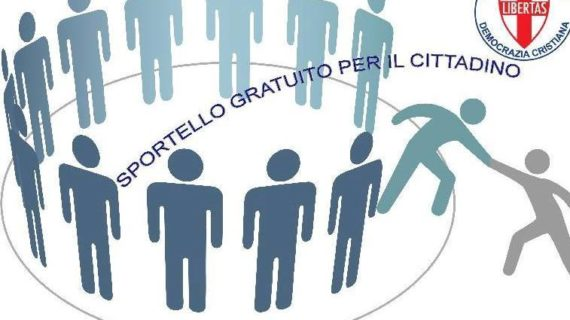 """Al via lo """"Sportello del cittadino"""" di Roma Capitale proposto dalla Democrazia Cristiana."""
