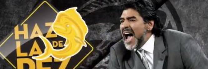Maradona debutta come allenatore nella serie B messicana: piovono le critiche.