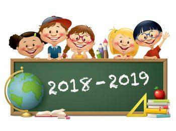 Risultati immagini per anno scolastico 2018-19