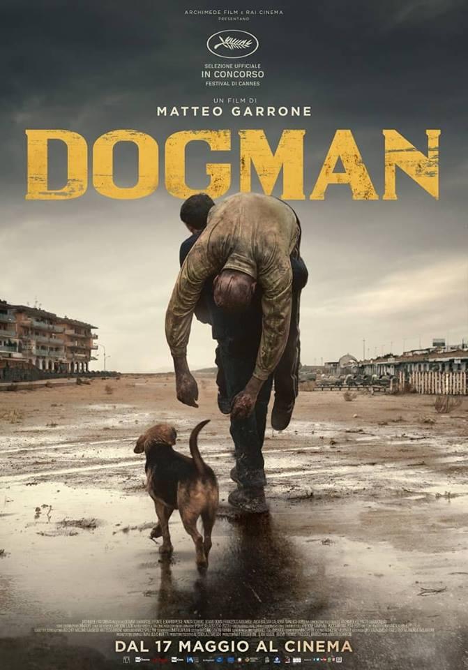 È «Dogman» di Matteo Garrone il film italiano candidato agli Oscar.