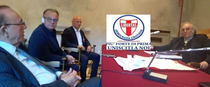 Si è riunito a Roma l'Ufficio di Presidenza della Federazione della Democrazia Cristiana coordinato dell'On. Gianfranco Rotondi.