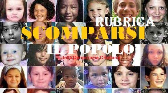"""Scomparsi da mesi, ritrovati in un solo giorno 123 bambini: """"Rapiti per il mercato nero"""" (Rubrica Scomparsi)."""