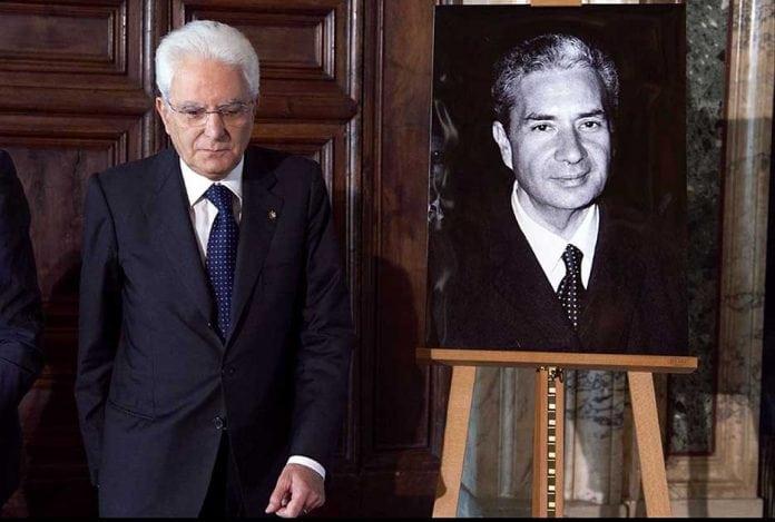 I martiri delle Ardeatine e Aldo Moro, omaggio di Mattarella al sacrificio italiano più alto.