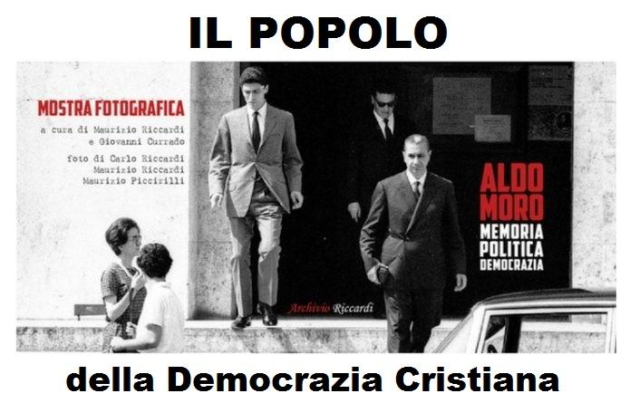 """Roma, Mostra fotografica """"Aldo Moro: Memoria, Politica, Democrazia"""": dal 7 al 16 novembre a Vicolo Valdina"""