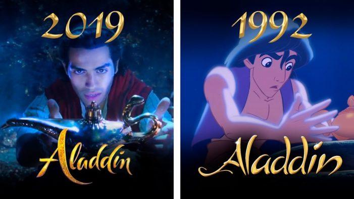 Anteprima  Film Aladdin: il primo trailer italiano della versione live action del 31° Classico Disney.