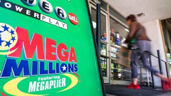 USA Lotteria record: jackpot da 1,6 miliardi di dollari, Mega Millions fa il botto