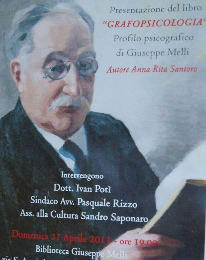 Intervista su il Popolo al Prof. Ivan Potì: la Grafopsicologia e la Psicologia della Scrittura.