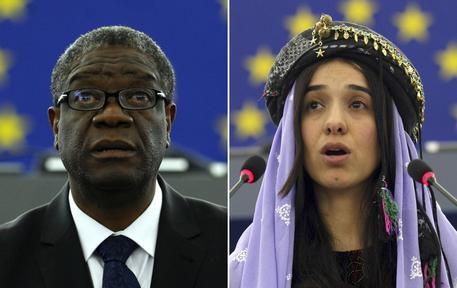 Denis Mukwege e Nadia Murad si aggiudicano il Nobel per la Pace 2018.