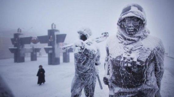 Siberia : ecco come si vive nel villaggio più freddo al mondo a -71.2°C.