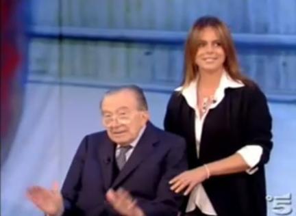 Paola Perego, la rivelazione dopo anni sul malore di Giulio Andreotti in diretta Tv.