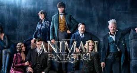Animali Fantastici 2: I Crimini di Grindelwald ( il Film).