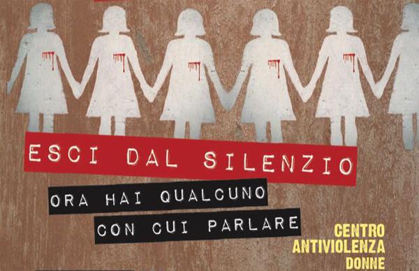 Oltre 49mila donne si sono rivolte ai centri antiviolenza nel 2017: bisogna continuare e crederci.