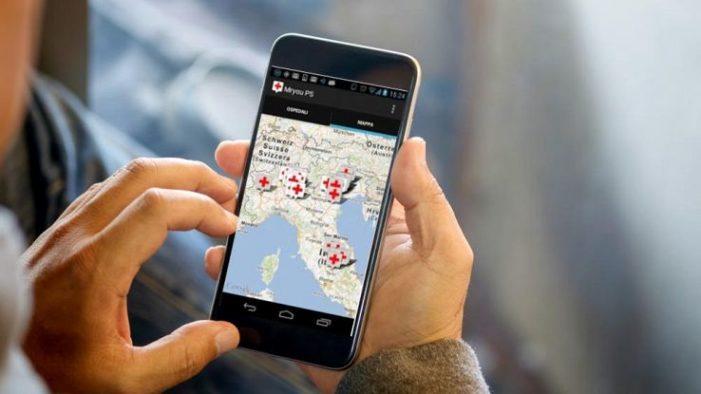 Nasce la App per trovare il Pronto Soccorso con meno coda in Italia.