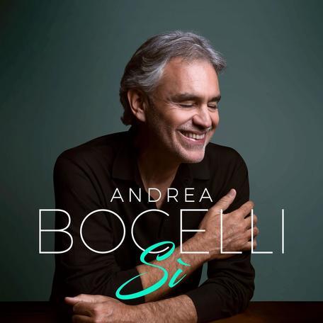 Bocelli primo nella classifica degli album più venduti in Inghilterra.