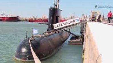 Argentina, ritrovato il sottomarino ARA San Juan.